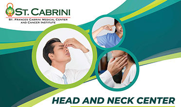 Head and Neck Center | ENT Specialists in Batangas - St. Cabrini Medical Center